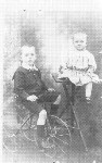 William and Emily Hamilton, ca 1905