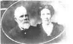 William and Sarah Hamilton, ca 1905