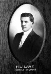 Herbert J. Layt, Shire Clerk, Landsborough Shire Council March 1918 - August, 1935, ca 1920