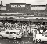 Civic reception for the crew of the La Balsa Expedition in Currie Street, Nambour on 6 November, 1970