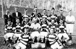 Obi Obi A and B Grade Soccer Teams, winners of the Charity, Power and Eggleton Cups, 1925